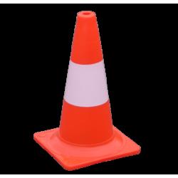 Traffic cone 40 cm orange