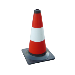 Traffic cone 40 cm red and...