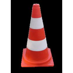 Orange traffic cone 50 cm 2...