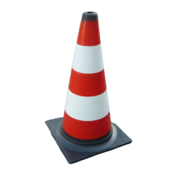 Traffic cone 50 cm white...